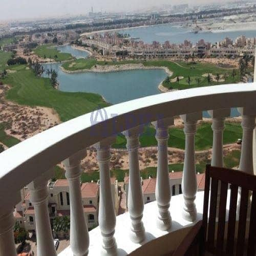 Best Price! Fully Furnished Studio Lagoon View