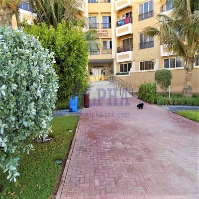 Studio for Sale in Al Marjan Island, Ras Al Khaimah - Mesmerising Partial Sea View! Studio Unfurnished