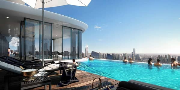 2 Bedroom Flat for Sale in Business Bay, Dubai - Live the Luxury in a Prime Location | Exquisite Views