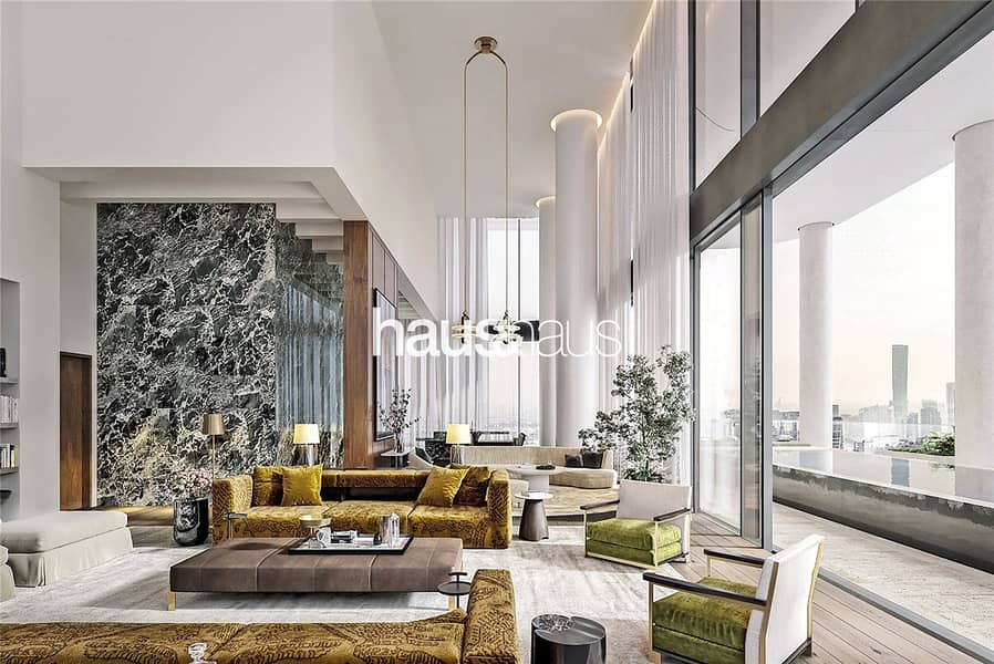 2 Ultra-Exclusive Residence | Full Floor Penthouse |