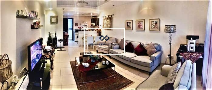 1 Bedroom Flat for Rent in Jumeirah Lake Towers (JLT), Dubai - SPACIOUS | 1 BED| JLT | CHILLER FREE I PRIME LOCATION