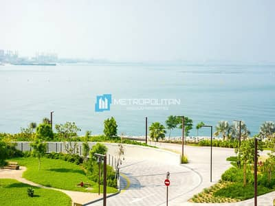 3 Bedroom Apartment for Sale in Bluewaters Island, Dubai - Reduced Price|Rented|View of Sea and Garden