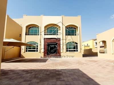 فیلا 6 غرف نوم للايجار في مدينة شخبوط (مدينة خليفة ب)، أبوظبي - فیلا في مدينة شخبوط (مدينة خليفة ب) 6 غرف 200000 درهم - 4615692