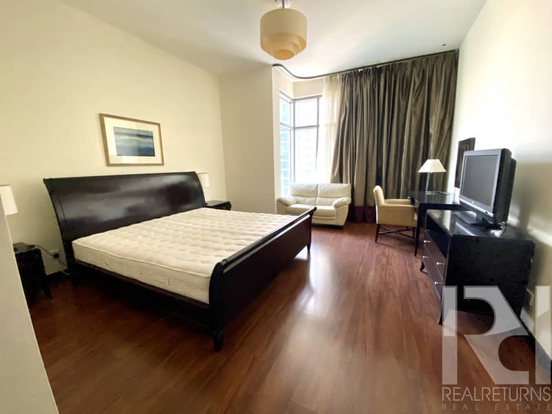 2 SPACIOUS 2 BR + MAIDS ROOM   FURNISHED / CHILLER FREE