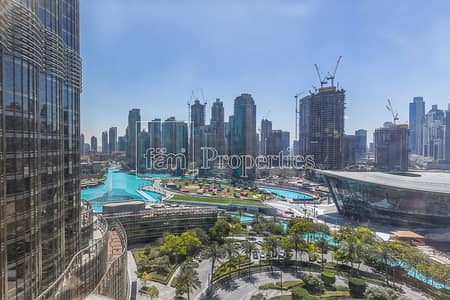 1 Bedroom Flat for Sale in Downtown Dubai, Dubai - ARMANI Furnished Corner 1BR+Study Opera View
