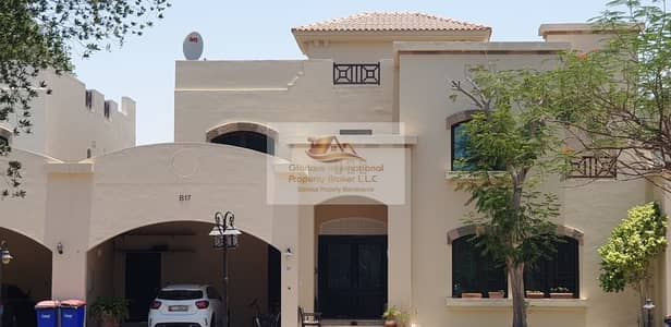 4 Bedroom Villa for Rent in Eastern Road, Abu Dhabi - Excellent  w/ Lovely Garden and Facilities