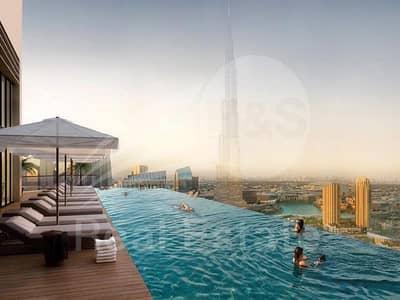 فلیٹ 2 غرفة نوم للبيع في الخليج التجاري، دبي - 5 Star Paramount Hotel - 7% Return 45% Lower Cost