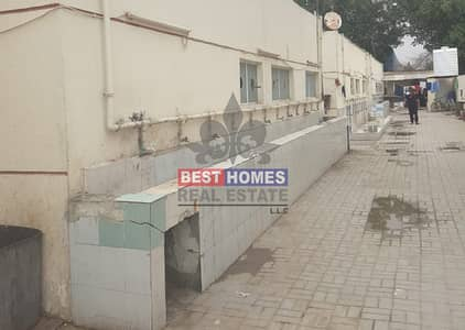 Labour Camp for Rent in Ajman Industrial, Ajman - Labour Camp | AED 1200/- per Month | Bills Included