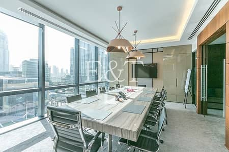Exclusive Fully Fitted Office Space Blvd