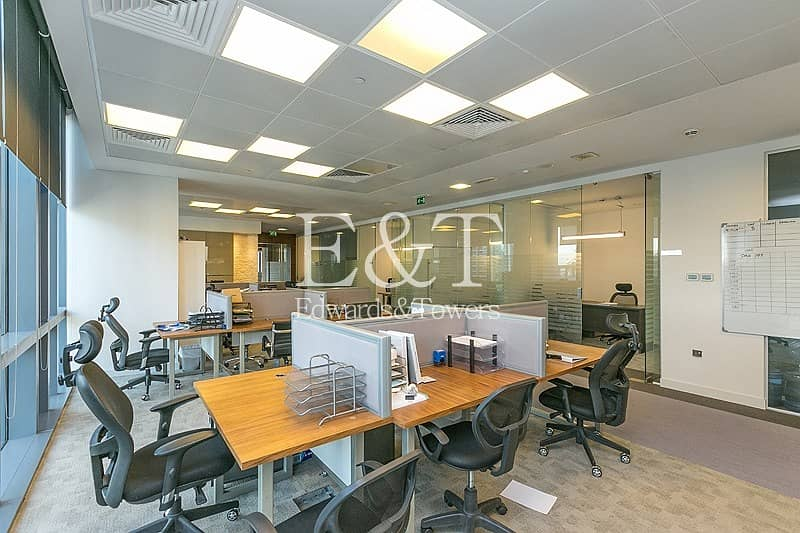 2 Exclusive Fully Fitted Office Space Blvd