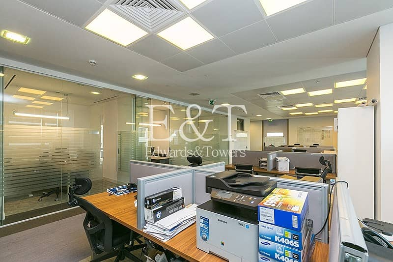 20 Exclusive Fully Fitted Office Space Blvd