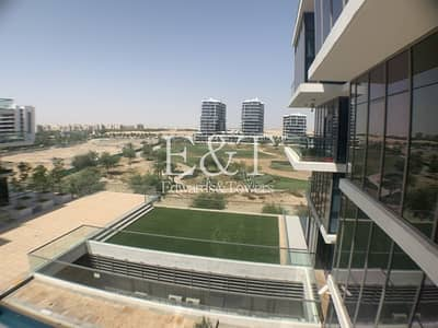 Studio for Rent in DAMAC Hills (Akoya by DAMAC), Dubai - Golf Pool View | Cls to Carrefour| Kit Appliances