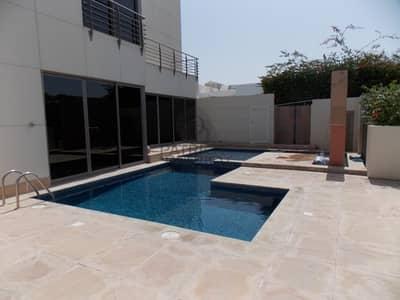 فیلا 5 غرف نوم للايجار في المنارة، دبي - LUXURY 5BR CONTEMPORARY VILLA WITH PVT POOL