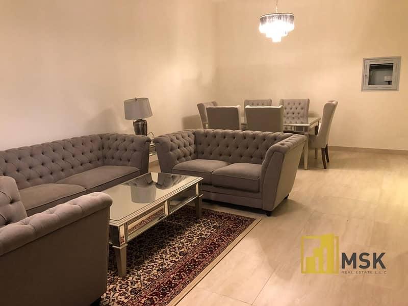 2 Well Maintained | 2 Beds Apt | Azizi Feirouz - Al Furjan