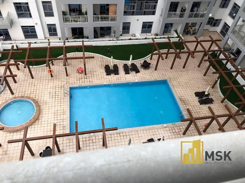 11 Well Maintained | 2 Beds Apt | Azizi Feirouz - Al Furjan