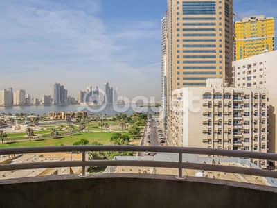 3 Bedroom Apartment for Rent in Al Majaz, Sharjah - 3 BHK available in Al Majaz - 2, with 1 month RENT FREE.