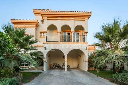 4 Bedroom Villa for Sale in The Villa, Dubai - Authentic Spanish Style 4BR Cordoba E1