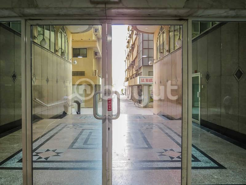 2 BHK apartment with maids room in Al Majaz -2