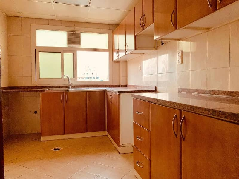 2 MONTH FREE 1 BEDROOM APARTMENT WITH BALCONY BEHIND NMC HOSPITAL  AL NAHDA 2 DUBAI