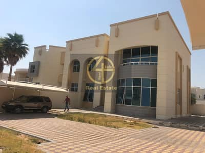 5 Bedroom Villa for Rent in Khalifa City A, Abu Dhabi - Luxury 5BR Villa Maid's + Driver's| Swimming Pool