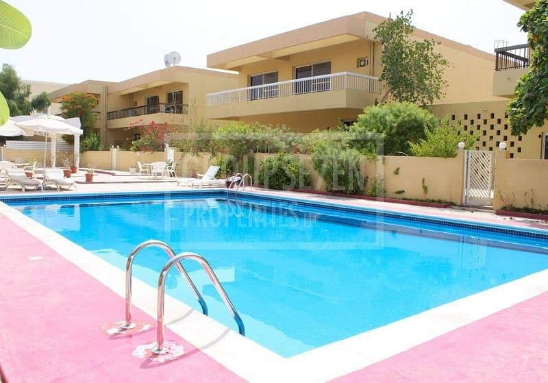 2 4 Beds Villa for Rent in Jumeirah