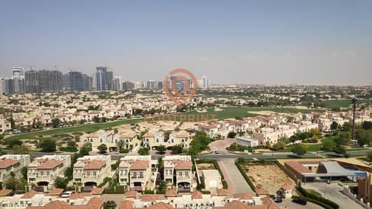 1 Bedroom Apartment for Rent in Dubai Sports City, Dubai - Full Golf View - Bright 1bhk- Rdy to Move-in