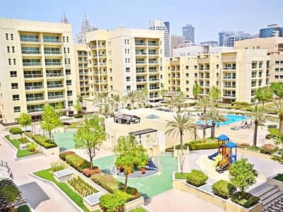 1 Bedroom Flat for Sale in The Greens, Dubai - For Sale - Spacious 1 BR Apartment in Al Ghozlan 1