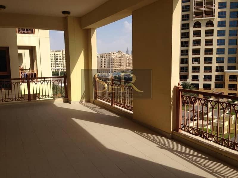 2  large Terrace | 2 Parking | SEA View