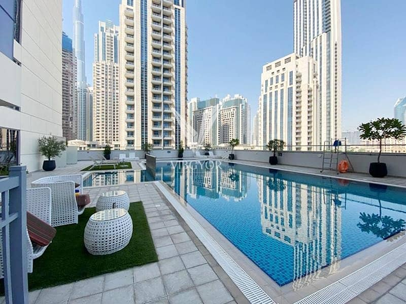 19 Best Deal | Vacant 2BR | Bahwan Tower
