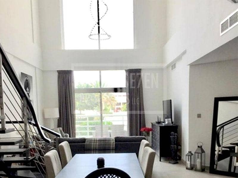 Brand New 2Bed Duplex for Rent in Jumeirah Heights