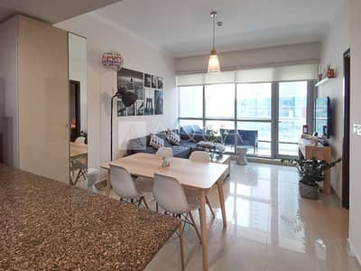 1 Bedroom Apartment for Rent in Dubai Marina, Dubai - Well Maintained Unit | Flex with Furniture