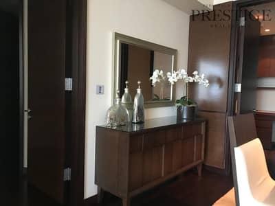 فلیٹ 2 غرفة نوم للايجار في وسط مدينة دبي، دبي - AMAZING DEAL ! 2 + Study | Furnished | DIFC View