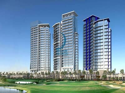1 Bedroom Flat for Sale in DAMAC Hills (Akoya by DAMAC), Dubai - Golf Community | Amazing Features | 3 Yrs Payment Plan