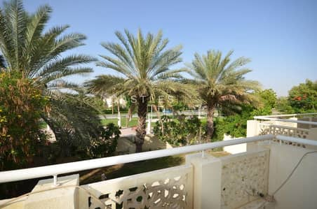 5 Bedroom Villa for Rent in The Meadows, Dubai - Type 7| 5 Bedrooms | Park and Pool View