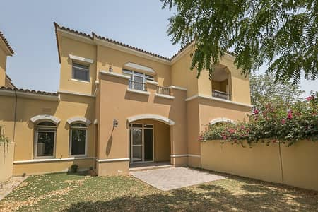 2 Bedroom Townhouse for Rent in Arabian Ranches, Dubai - Single Row 2 Bed Townhouse with Big Backyard