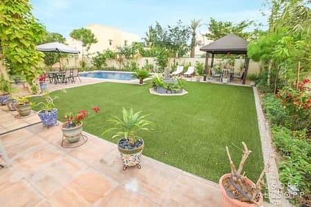 3 Bedroom Villa for Sale in The Meadows, Dubai - Type 5 | EXCLUSIVE | Large Plot | Pool