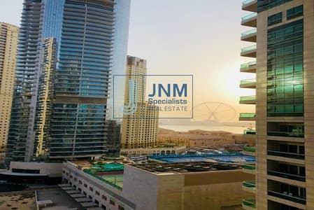 Studio for Rent in Dubai Marina, Dubai - Exclusive Studio Unit|Spacious|Chiller Free @ 40K