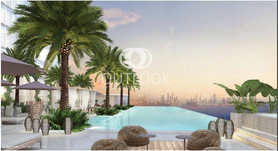 5 Luxurious Studio | Fully Furnished | Infinity Pool