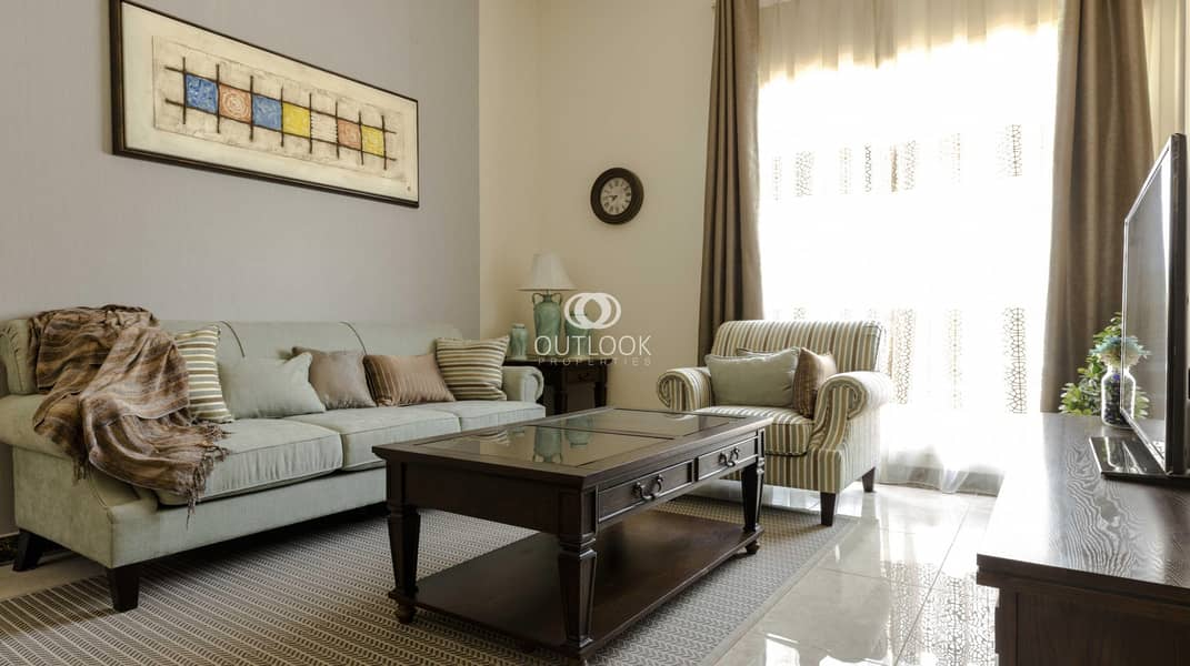 Brand New 1BR | Ready to Move in | Pantheon Boulevard