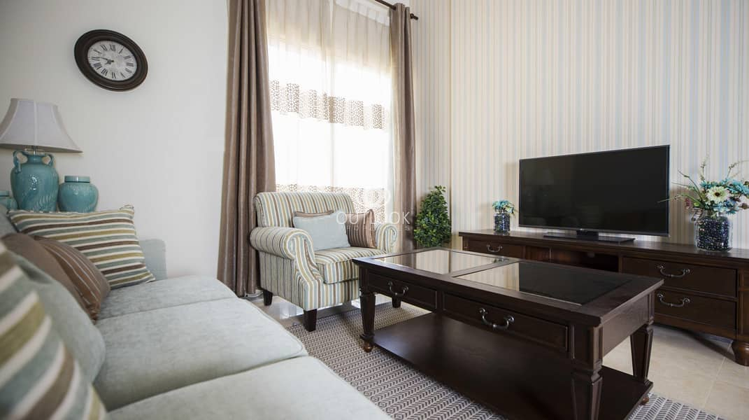 2 Brand New 1BR | Ready to Move in | Pantheon Boulevard