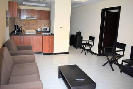 فلیٹ 1 غرفة نوم للايجار في قرية جميرا الدائرية، دبي - Urgent Rent 1BR | Near Park | Fully Furnished