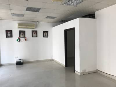 Shop for Rent in International City, Dubai - Prime Location Fully Fitted  Shop With  2 A/C  in Y-21 England Cluster