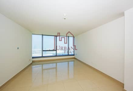 فلیٹ 2 غرفة نوم للايجار في جزيرة الريم، أبوظبي - Move in! Spacious 2BR+1 with sea view