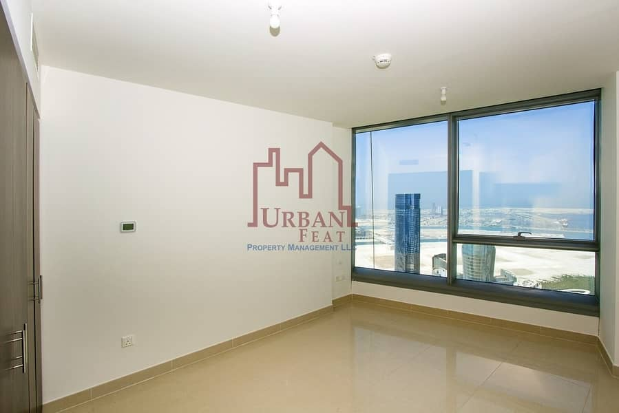 2 Move in! Spacious 2BR+1 with sea view