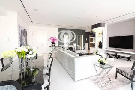 فلیٹ 4 غرف نوم للايجار في البراري، دبي - Luxurious 4BR Duplex | Massive Space | Pool View
