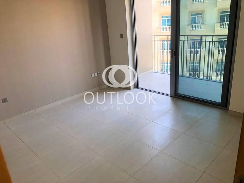 2 Brand New 1 BR | Unfurnished | Free 1Yr Maintenance
