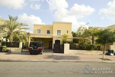 4 Bedroom Villa for Rent in The Meadows, Dubai - 4 Bedroom | Fully Upgraded | Private Pool