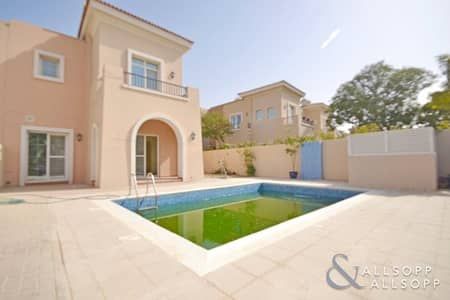 3 Bedroom Townhouse for Sale in Arabian Ranches, Dubai - Type 2E | BUA 2