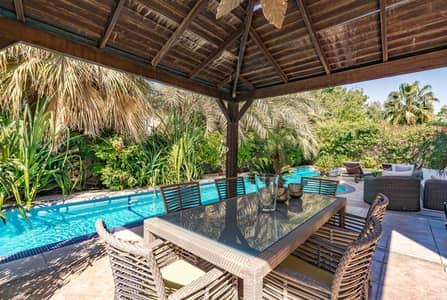 فیلا 5 غرف نوم للايجار في مدينة دبي الرياضية، دبي - Immaculate Type C1 Villa |Stunning Garden & Pool