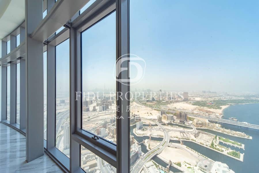 Below Market Price 5 Beds Penthouse in D1 Tower